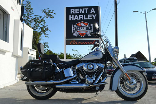 2012 - Heritage Softail Classic