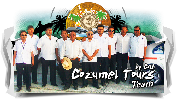Cozumel Tours by Cab Team