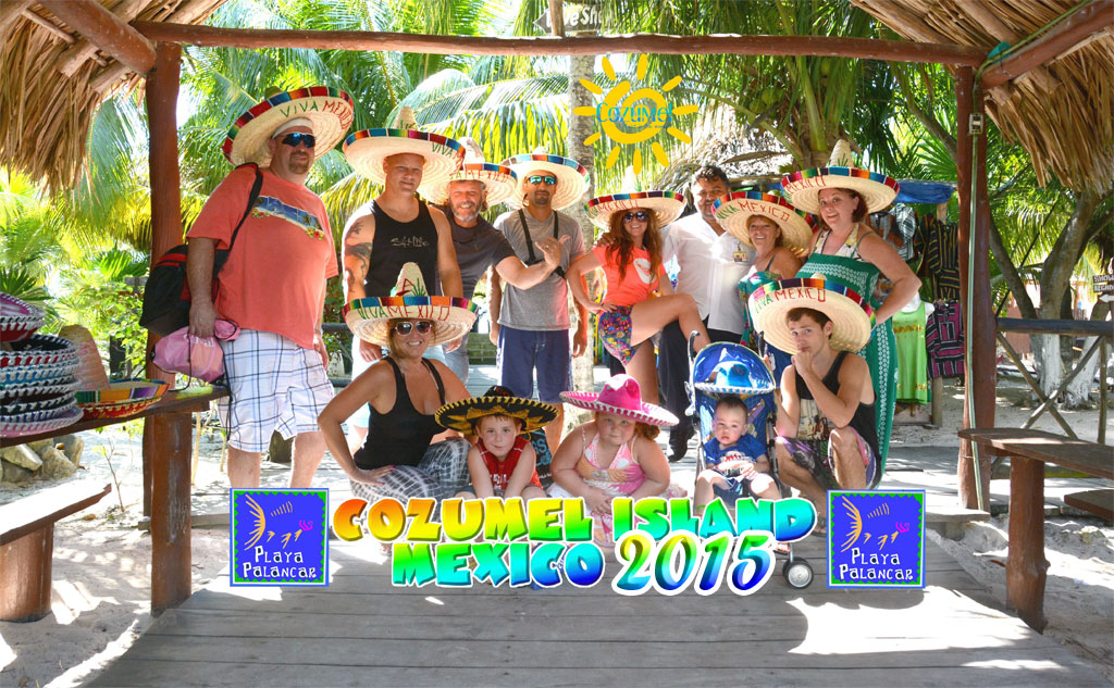 Cozumel Island Tours by Cab 2015