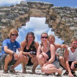 Cozumel Mayan Ruin Tour by cab