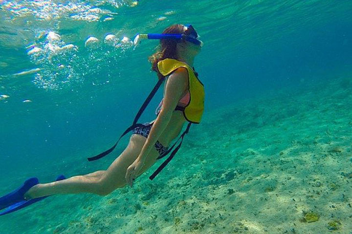 CTbC - All Inclusive & Snorkel Activity