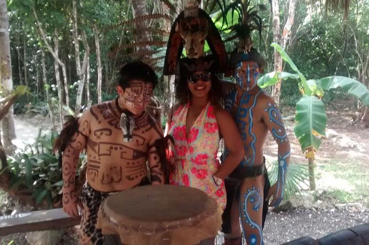 EACSSLT-Mayan Village