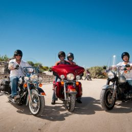 Cozumel Island Tour on a Harley